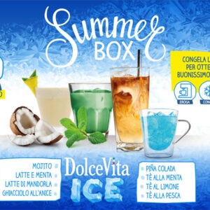 SUMMER DRINK DOLCE GUSTO