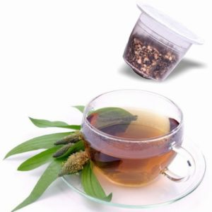 Tisane Digestive, capsules compatibles Nespresso