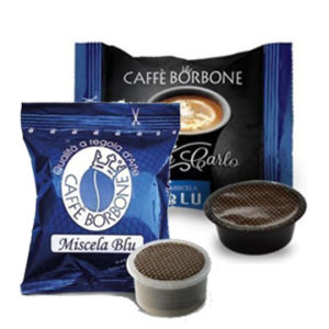 Capsules compatibles Lavazza Modo Mio® et Lavazza Point® - Cafés Borbone